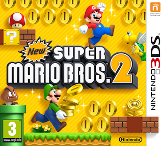 New Super Mario Bros 2 Golden Edition 3DS CIA Region Free