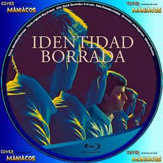 GALLETAIDENTIDAD BORRADA - BOY ERASED - 2018