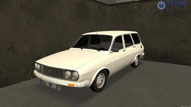 GTA SA Renault 12 Araba Modu