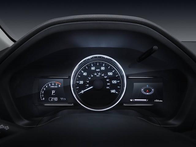 Novo Honda HR-V 2019