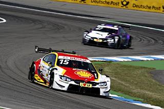 Farfus completou a primeira etapa do DTM com top-10 em Hockenheim
