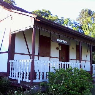 Casa Típica Alemã do Parque Histórico de Lajeado