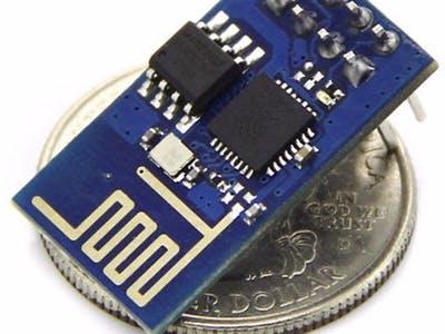 ESP-01 Flashing Circuit