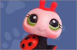 LPS Ladybug Figures