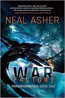 War Factory by Neal Asher (Review)