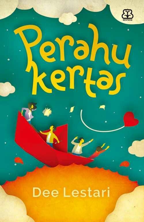Sampul Buku Perahu Kertas - Dee Lestari.pdf