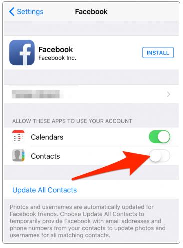 How do you delete a contact on facebook enspirer facebook how do you delete a contact on facebook ccuart Choice Image