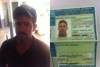 Pistoleiro acusado de Matar Mulher em Alagoas é preso em Afonso Cunha MA