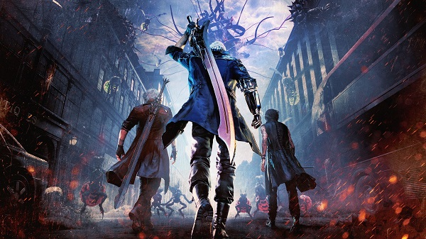 ديمو لعبة Devil May Cry 5 الجديد أصبح متوفر للتحميل الآن على جهاز PS4 و Xbox One ، إليكم الرابط من هنا