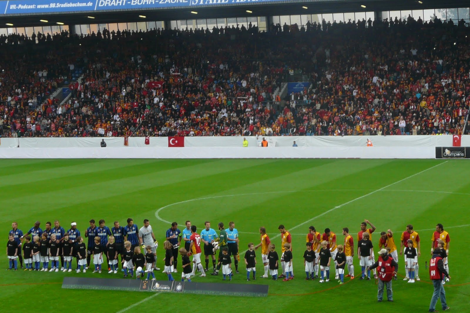 Galatasaray Vs Inter