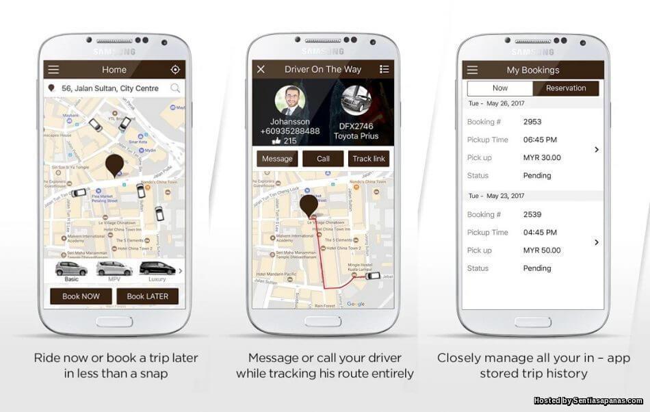 Kenali MyCar Pengganti Uber