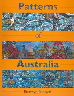 review of Patterns of Australia by Bronwyn Bancroft