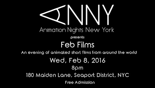 Animation Nights New York (ANNY)