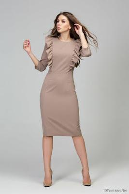 Vestidos Ajustados Cortos