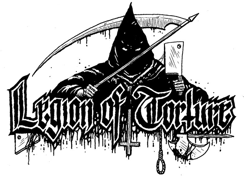 Legion of Torture 'zine