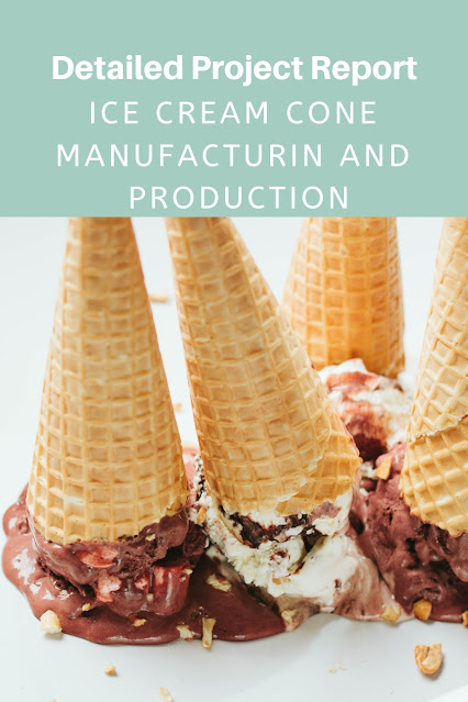 Ice Cream Cones Manufacturing and Production Project Report
