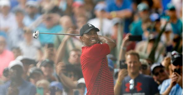 Tiger Woods ties for second, Paul Casey wins at Valspar Championship