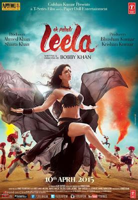 Ek Paheli Leela (2015) Full Hindi Movie 480p HDRip 350MB