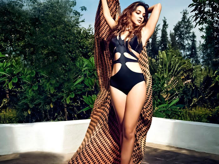 Kiara Advani Sexiest Bikini Photoshoot-Hottest Pictures went viral