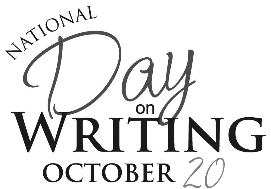 EOCCS Technology Blog: Today is National Writing Day!