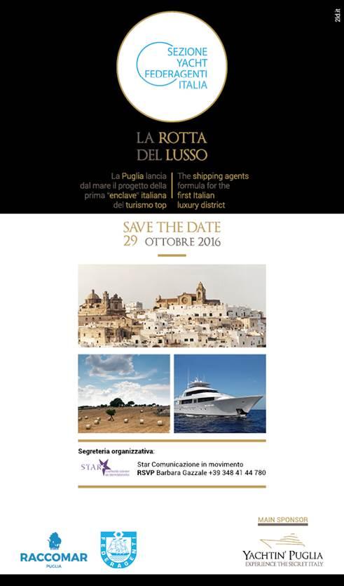 Parte dagli Yacht il confronto sul turismo di lusso in Italia