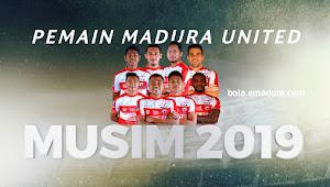 Inilah Daftar Nama Pemain Madura United di Musim 2019