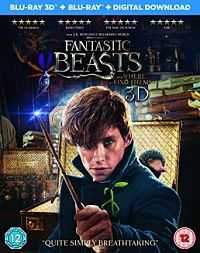 Fantastic Beasts (2016) 720p 3D Movie HSBS Dual Audio Download BluRay
