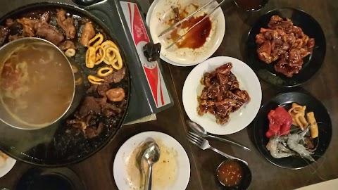 D'Kayangan Steamboat & Grill : Steamboat Murah Di Shah Alam