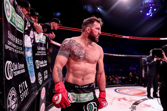 Ryan Bader : Expects More Of The Tournament From Fedor Emelianenko