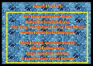 Ayat Alkitab tentang Kesuksesan Masa Depan
