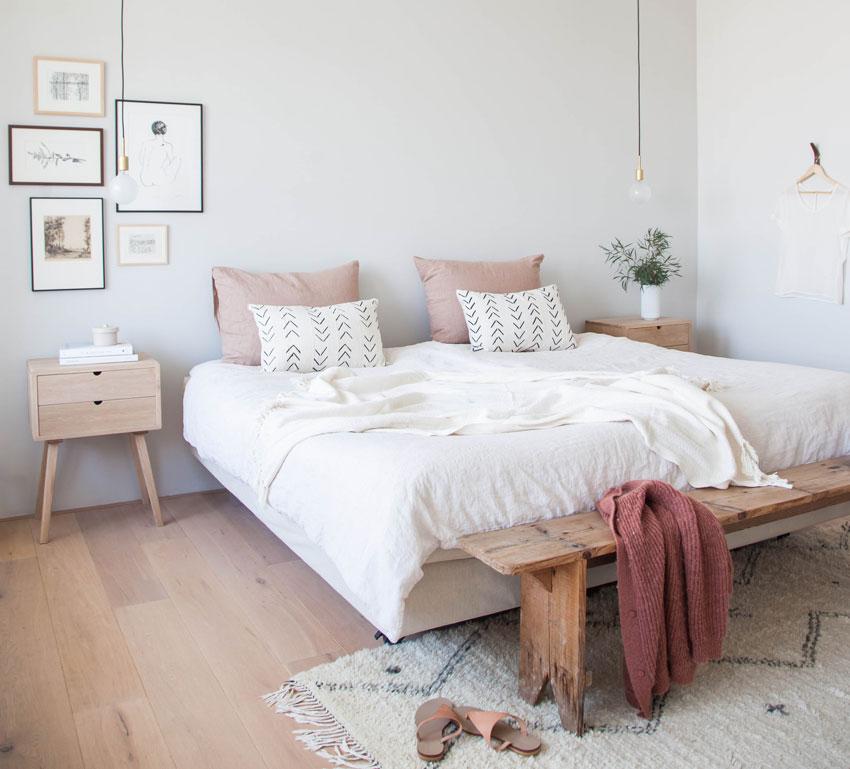 5 ideas para decorar la pared de tu cama blog de for Accesorio de decoracion de la habitacion