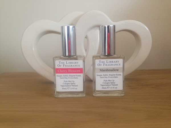 Product of the week- The Library Of Fragrance.