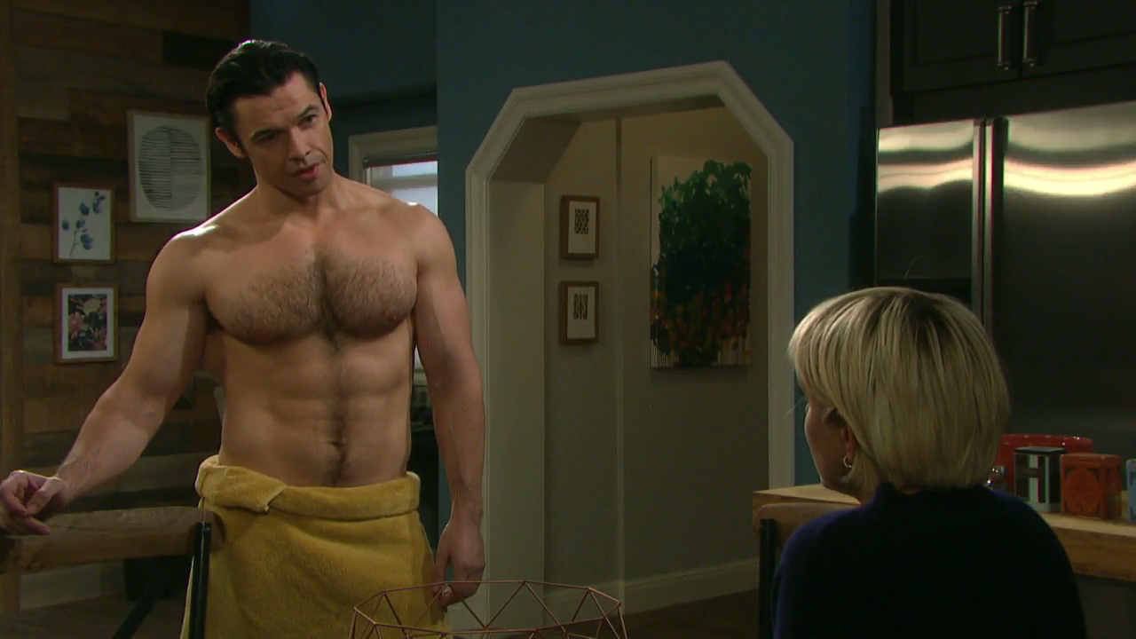 Paul Telfer in Days of Our Lives Episode 2015-09-01 150921