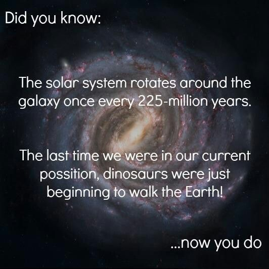 Science Facts About Earth: Solar System Amazing Facts