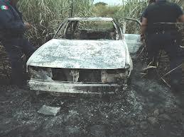 Dos taxis quemados en Papantla