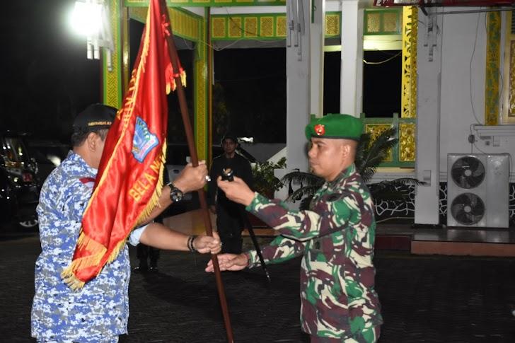 Pemkab Bone, Korem 141/Tp Bersama Kemenham Sulsel Gelar Pelatihan Bela Negara