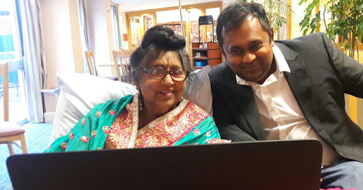 Bringing a big fat Indian wedding from Durban to a hospital bed in Cape Town