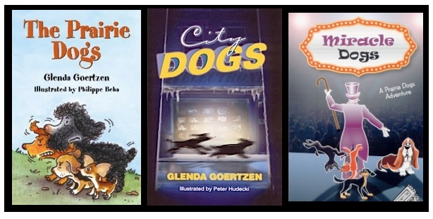 Canlit For Littlecanadians International Day Of The Dog border=
