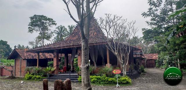 Joglo Etnik dekat Wisata Kaliurang