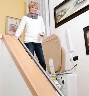 commande monte escalier