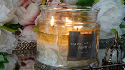 revue avis marshmallow vanilla guimauve vanille partylite review test