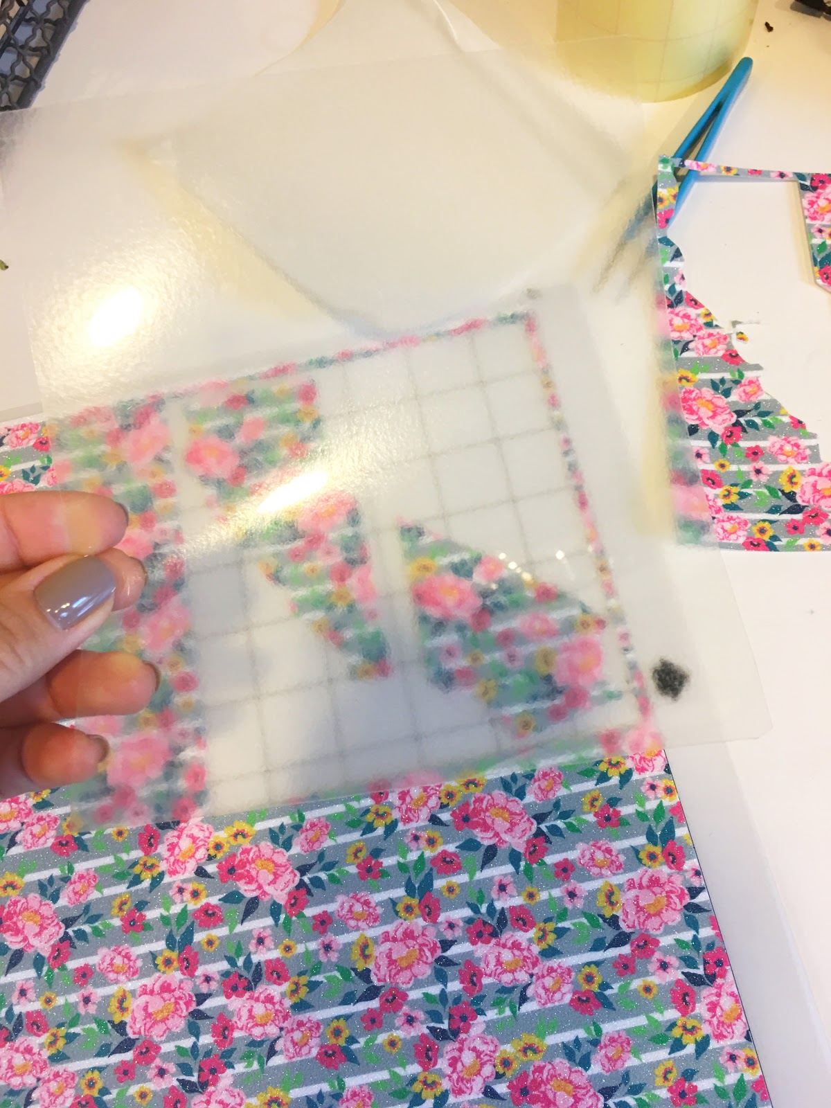 Sparkle Berry Glitter Htv Tutorial And Best Silhouette