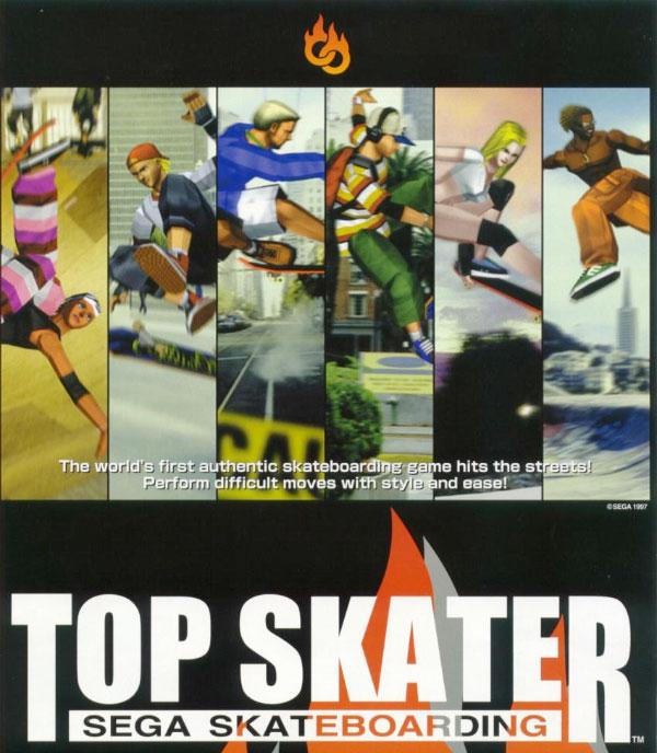 Sega's Top Skater