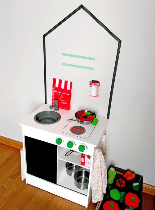 21 bonito cocina juguete ikea im genes cocinita nybakad - Ikea cocina infantil ...
