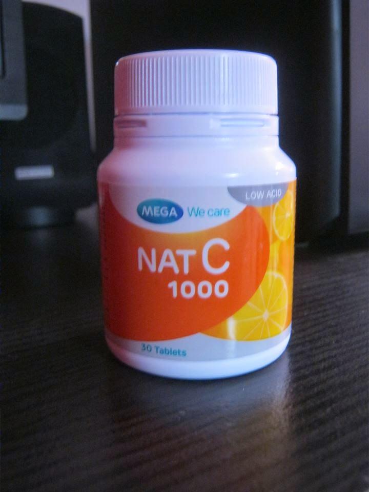 Nat C 1000 Untuk Menjaga Daya Tahan Tubuh Anda