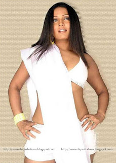 Chubby Actress Meghna Naidu In Sexy White Dress 1