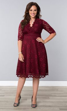 Perfect Plus Size Cocktail Dresses
