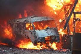 penyebab kebakaran BIP, cara menghindari kebakaran, cara mencegah kebakaran, yang harus dilakukan saat kebakaran