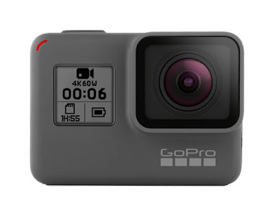 6 Best Camera Recommendations for Travel - GoPro Hero 6