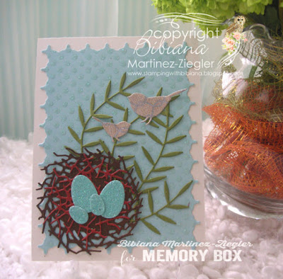 little nest card front